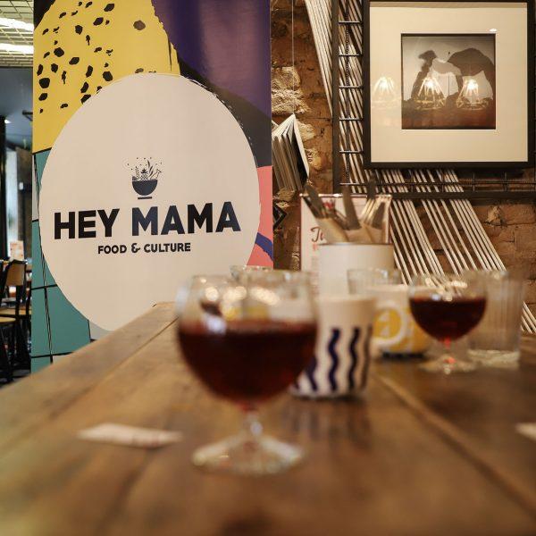 144. Hey MAMA par Anne Leichtnam